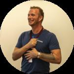 Førstehjelpsinstruktør Bjørn-Erik Bringslid