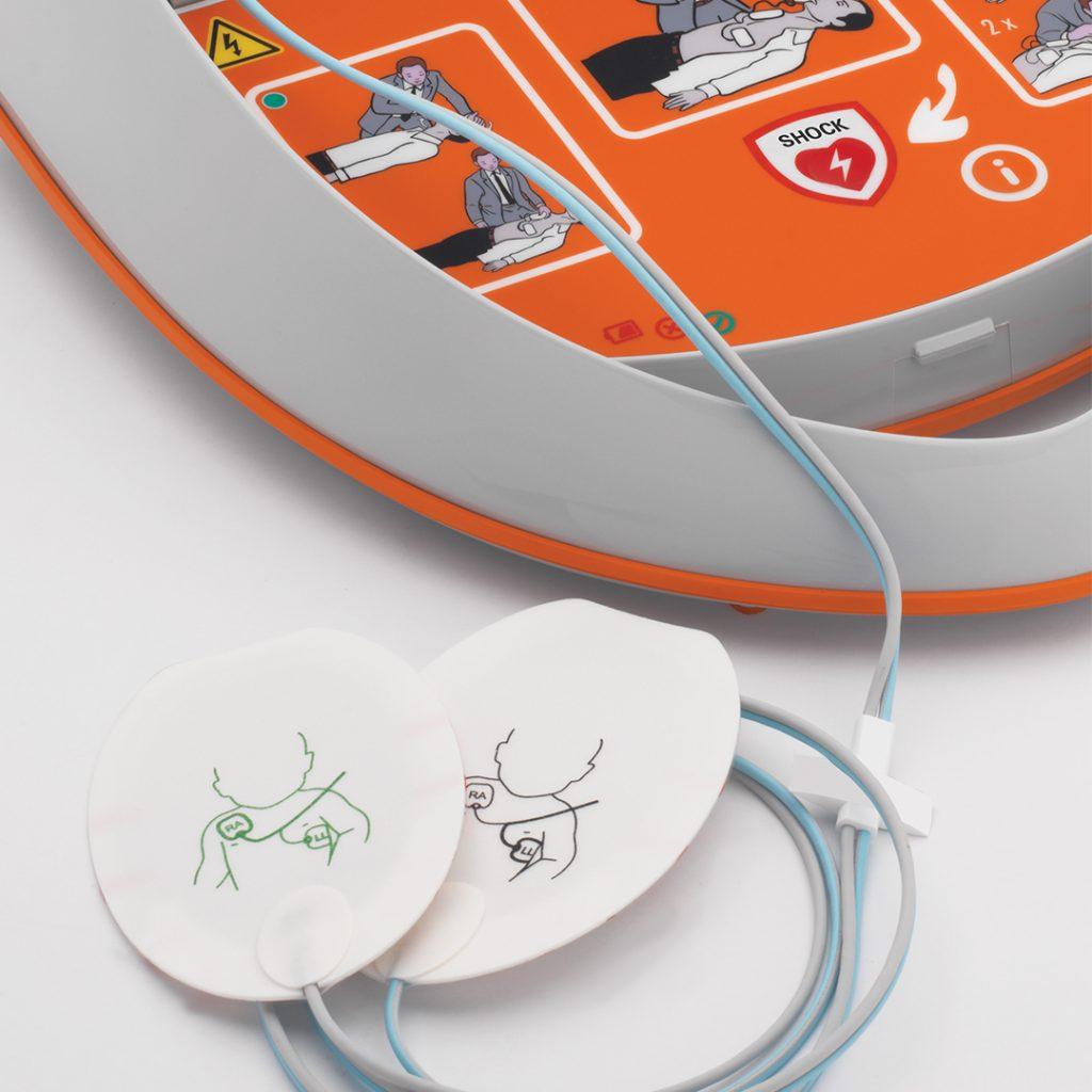 barneelektroder for hjertestarter