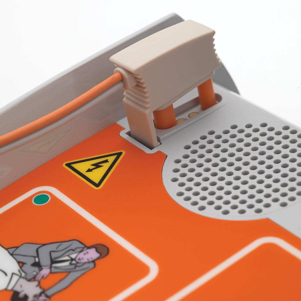 Elektrodestøpselet designet for å unngå feilkobling